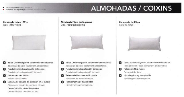 almohadas 2